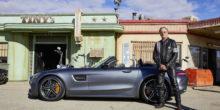Mercedes schickt beim Super Bowl Peter Fonda ins Rennen
