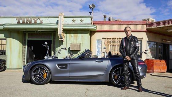 Mercedes Super Bowl Advert