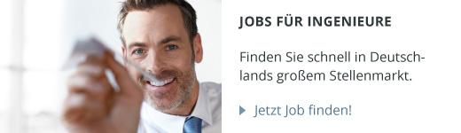 Jobs für Ingenieure