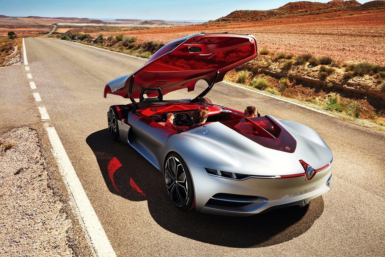 Was für ein Auto: Die Studie Trezor von Renault zeigt ein grandioses Elektroauto – nur bauen will Renault den Trezor nicht. Warum nicht?