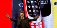 Das alte Nokia-Handy 3310 ist wieder da – und kann mehr als früher