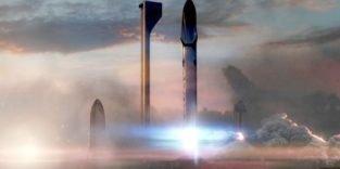 SpaceX will schon nächstes Jahr mit Touristen zum Mond fliegen