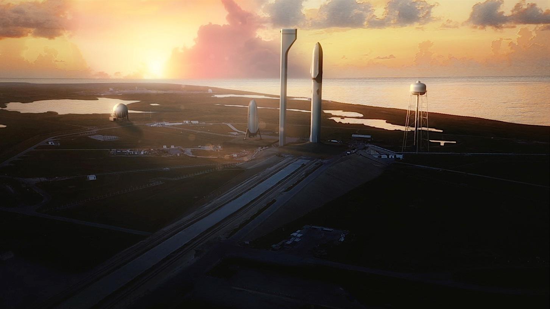 Der erste kommerzielle Flug mit privaten Weltraumtouristen zum Mond soll in der zweiten Jahreshälfte 2018 von CapeCanaveral in Florida starten.
