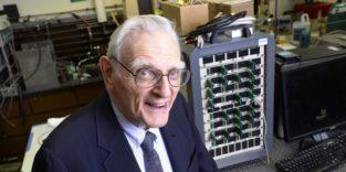 Neue Batterie mit Glas ist dreimal besser als Lithium-Ionen-Akkus
