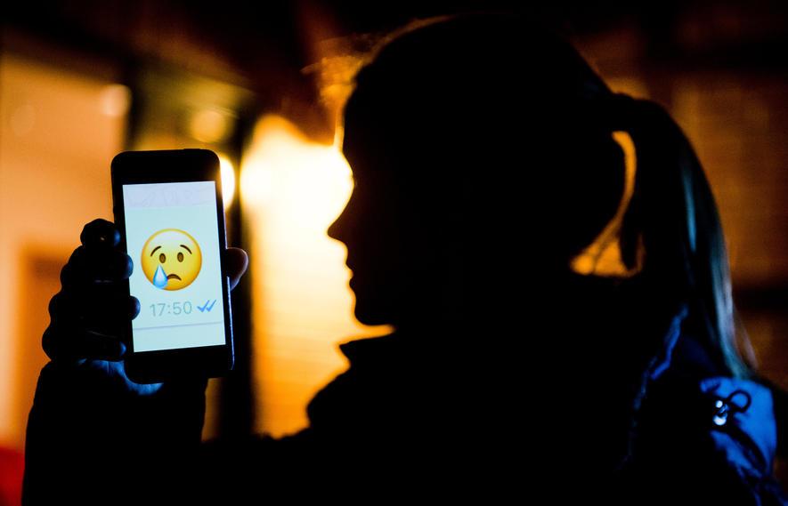 Da weint der Datenschützer: Bilder, Videos und Dokumente, die User über WhatsApp verschicken, sind alles andere als sicher.
