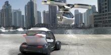 Airbus stellt ein Auto vor, das auch fliegen kann
