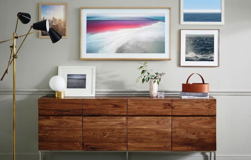 Samsung Macht Den Fernseher Zum Gemälde An Der Wand Ingenieurde