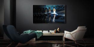 Samsung macht den Fernseher zum Gemälde an der Wand