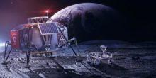 Vodafone baut 2018 ein schnelles Internet auf dem Mond auf