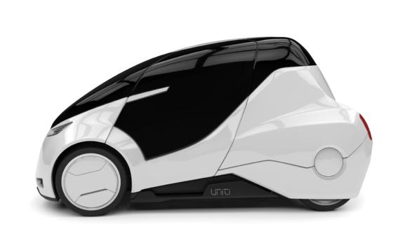 Das Elektroauto Uniti soll schon 2019 auf den Markt kommen. Die Schweden wollen im ersten Jahr dank Siemens-Technik 50.000 Autos in der ersten Industrie-4.0-Fabrik der Welt bauen.