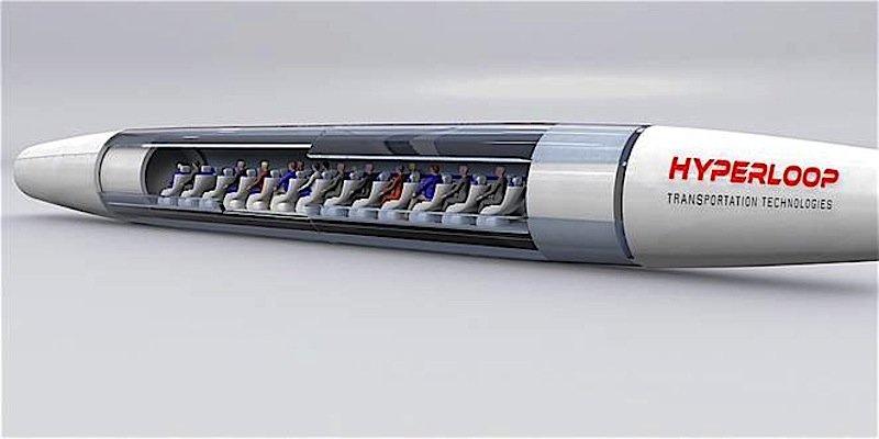 HTT startet jetzt mit der Produktion seiner Transportkapsel.