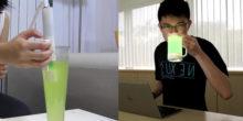 Über Bluetooth Wasser in Limo verwandeln