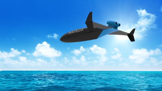 Ein amerikanisches Start-up will eine Drohne bauen so groß wie eine Boeing 777. Sie soll 90 t Nutzlast zwischen den USA und Europa und zwischen den USA und Asien transportieren können.