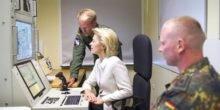 Von der Leyen stellt Heer von Online-Soldaten in Dienst