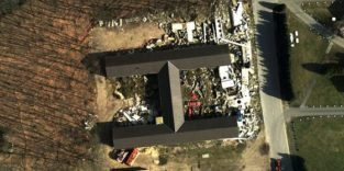 Drohnen liefern bei Katastrophen Live-Landkarten für Helfer am Boden