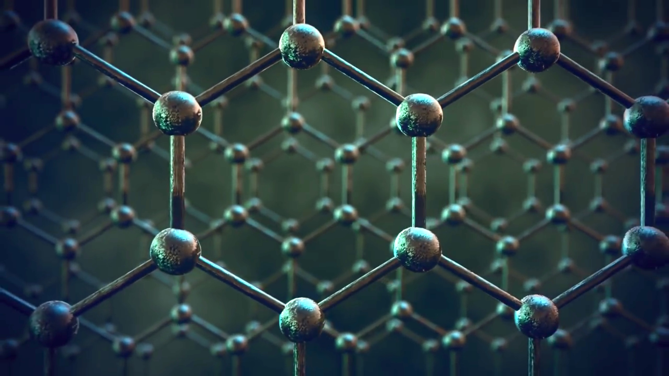 Den Forschern in Manchester ist es gelungen, ein Graphengitter zu bauen, das Wasser durchlässt, aber Salzkristalle aufhält.