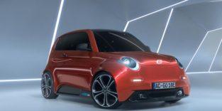 Das Aachener E-Auto für 16.000 Euro