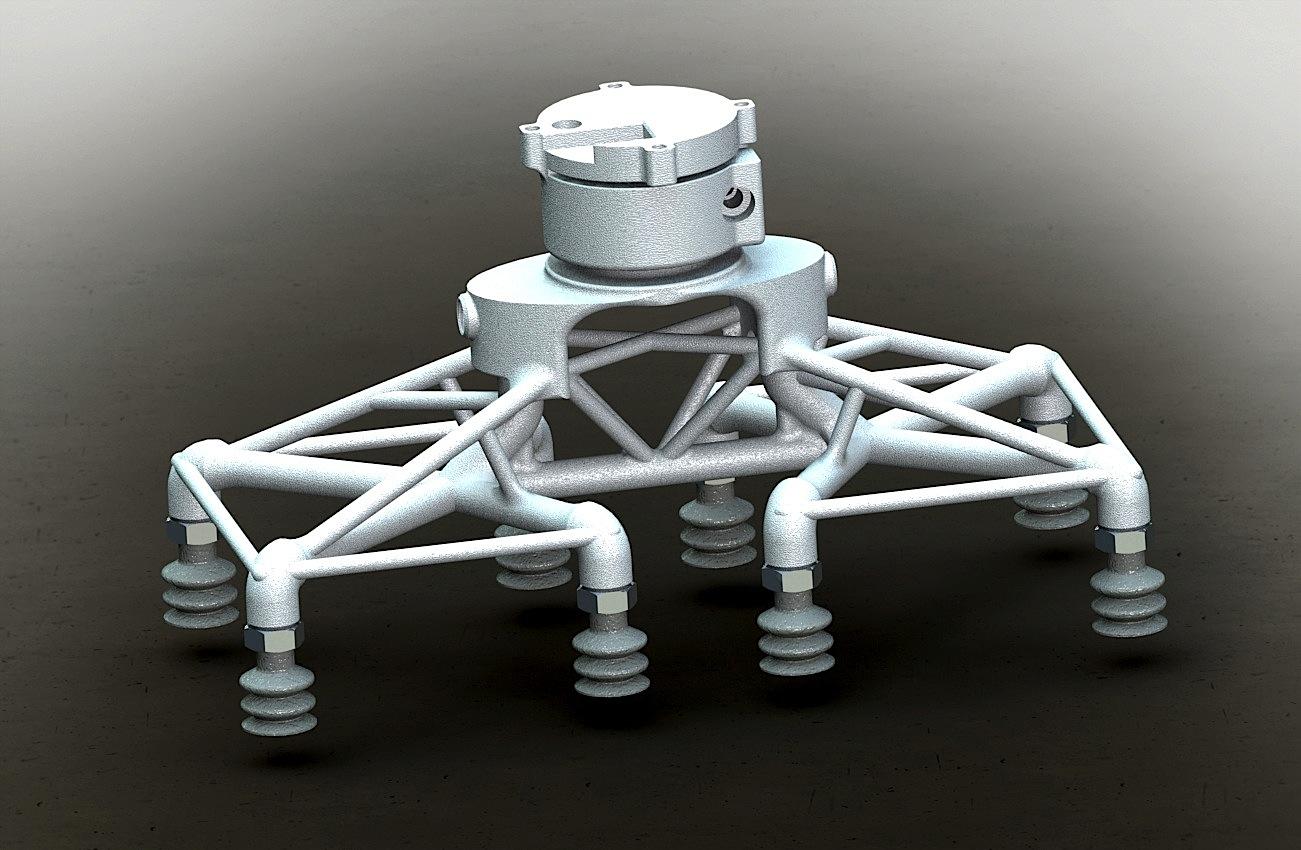 Leichtbau ermöglicht auch im Maschinenbau Einsparpotenziale, neue Gestaltungsmöglichkeiten und eine höhere Performance.