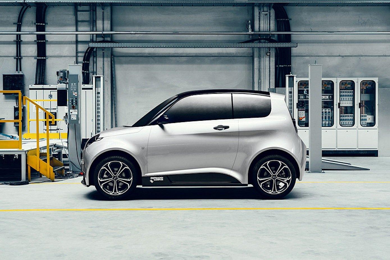 Die Entwicklung des Elektroautos e.Go Life an der RWTH Aachen hat dank Digitalisierung nur zwei Jahre gedauert und 30 Millionen Euro gekostet. Das Auto geht 2018 in Serie.