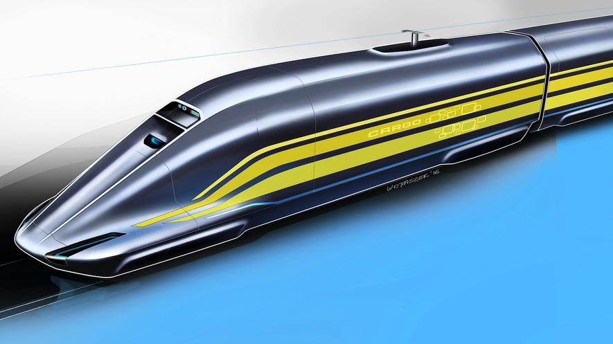 Dieser ICE ist der Güterzug der Zukunft
