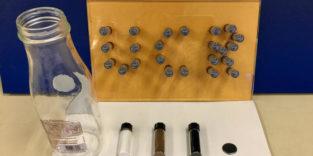 Elektroden aus Altglas sind leistungsfähiger als herkömmliche
