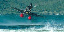 Google-Gründer Larry Page finanziert fliegendes Motorrad