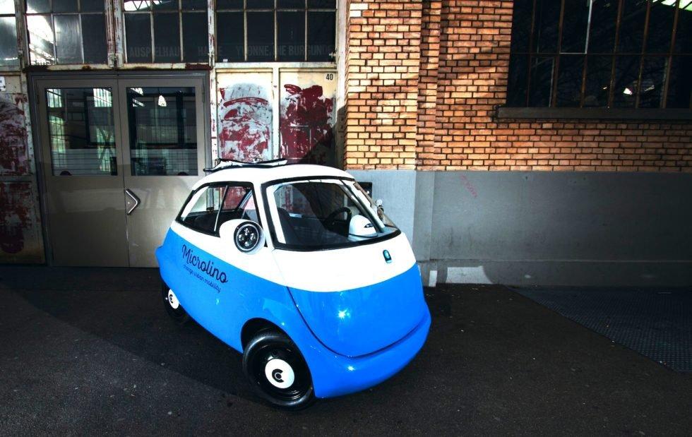 Die legendäre Isetta kommt als Elektroauto zurück