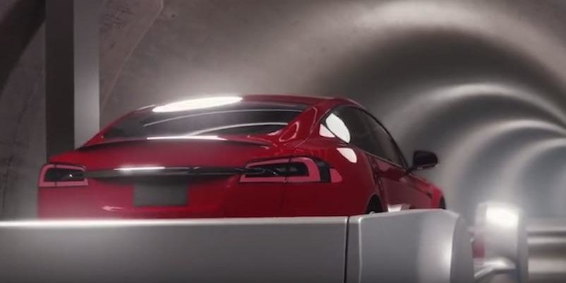 Elon Musk will Verkehr in riesigen Röhren unter die Erde legen