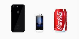 Kleinstes 4G-Smartphone der Welt kostet nur 72 Euro