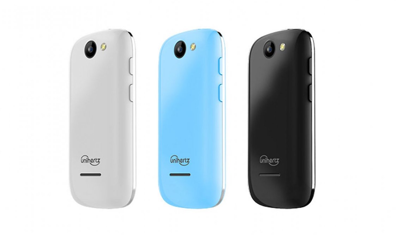 Jelly kommt im August 2017 auf den Markt. Das Smartphone kostet nur 79 US-Dollar.