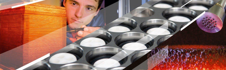 Das Fraunhofer-Institut für Keramische Technologien und Systeme IKTS betreibt anwendungsorientierte Forschung für Hochleistungskeramik. Die drei Standorte in Dresden und Hermsdorf (Thüringen) formen gemeinsam das größte Keramikforschungsinstitut Europas.