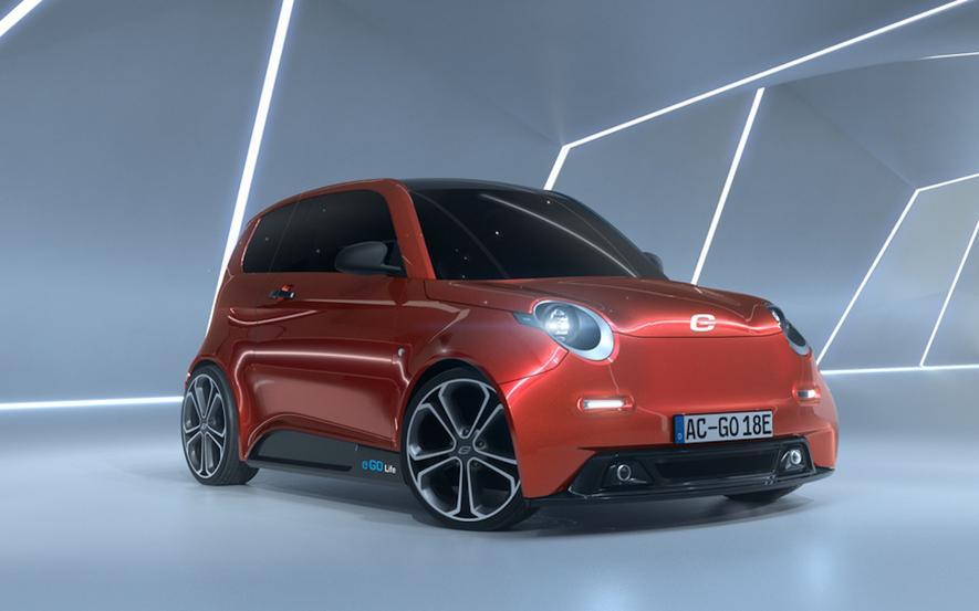 Das Elektroauto e.Go Life wurde an der RWTH Aachen entwickelt und wird im März nächsten Jahres in Serie gehen. Mit knapp 16.000 Euro Kaufpreis ist es das günstigste Elektroauto Deutschlands.