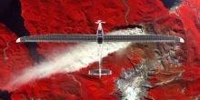 Dieses Flugzeug sorgt für Internet aus der Stratosphäre