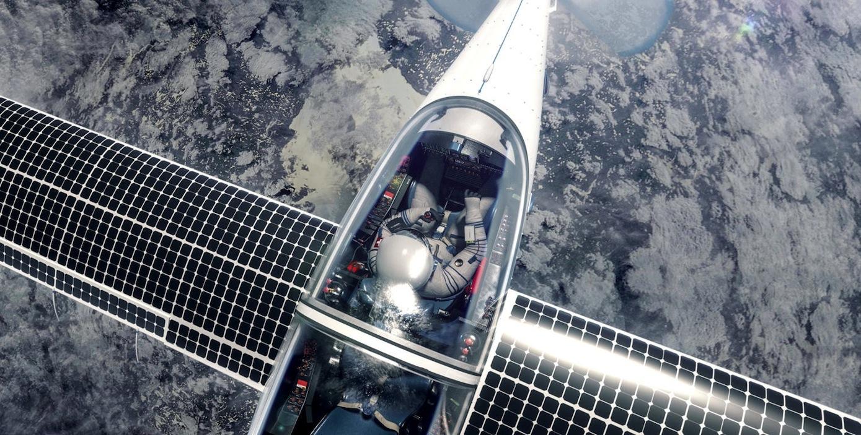 Die extrem leicht gebaute Elektra-2 ist als weltweit erstes solarelektrisches Flugzeug dafür konstruiert im autonomen Betrieb bis zu 100 kg Nutzlast in rund 20 km Höhe zu bringen. Dabei bringt der Ultraleichtflieger selbst nur 420 Kilogramm auf die Waage.