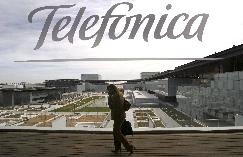 Telefonica-Zentrale in der Nähe von Madrid: Der spanische IT-Konzern und die Mutter des deutschen Mobilfunkers O2 wurde von WannaCry erfolgreich angegriffen. Das ist kein gutes Zeugnis für die IT-Sicherheit der Spanier.
