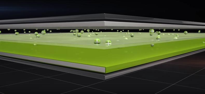 Nanomaterialien in StoreDot-Batterie.