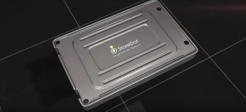 StoreDot-Batterie: Bei den Flash-Akkus wirdkomplett auf das in Lithium-Ionen-Akkus gängige Graphit verzichtet.