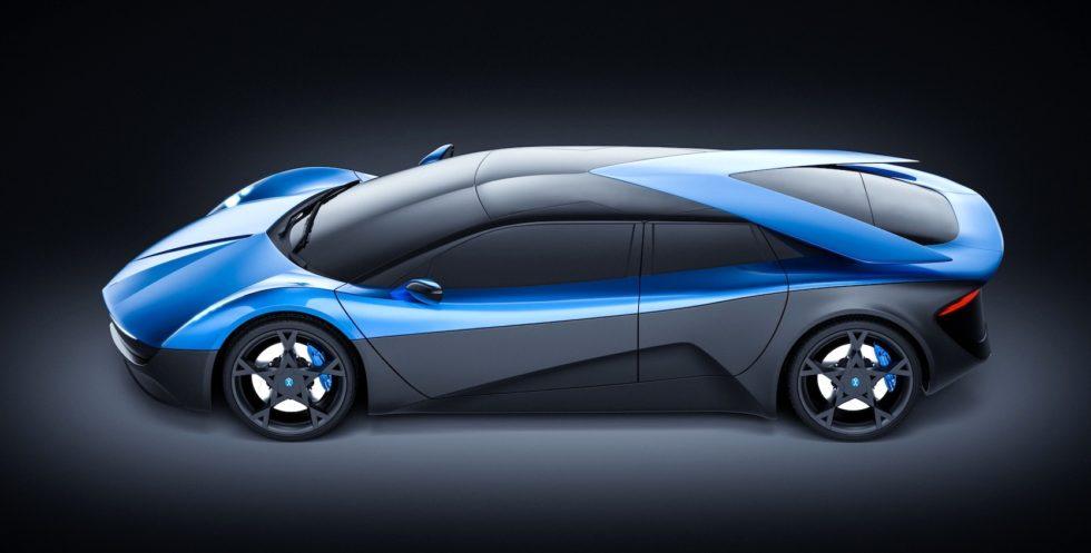 Supersportler Elextra aus Stuttgart will wirklich Tesla angreifen
