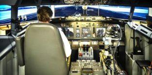 Es geht: Ein Roboter landet sicher eine Boeing 737
