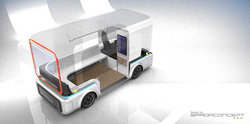 Autonomer E-Bus der RWTH Aachen geht 2018 in Serie