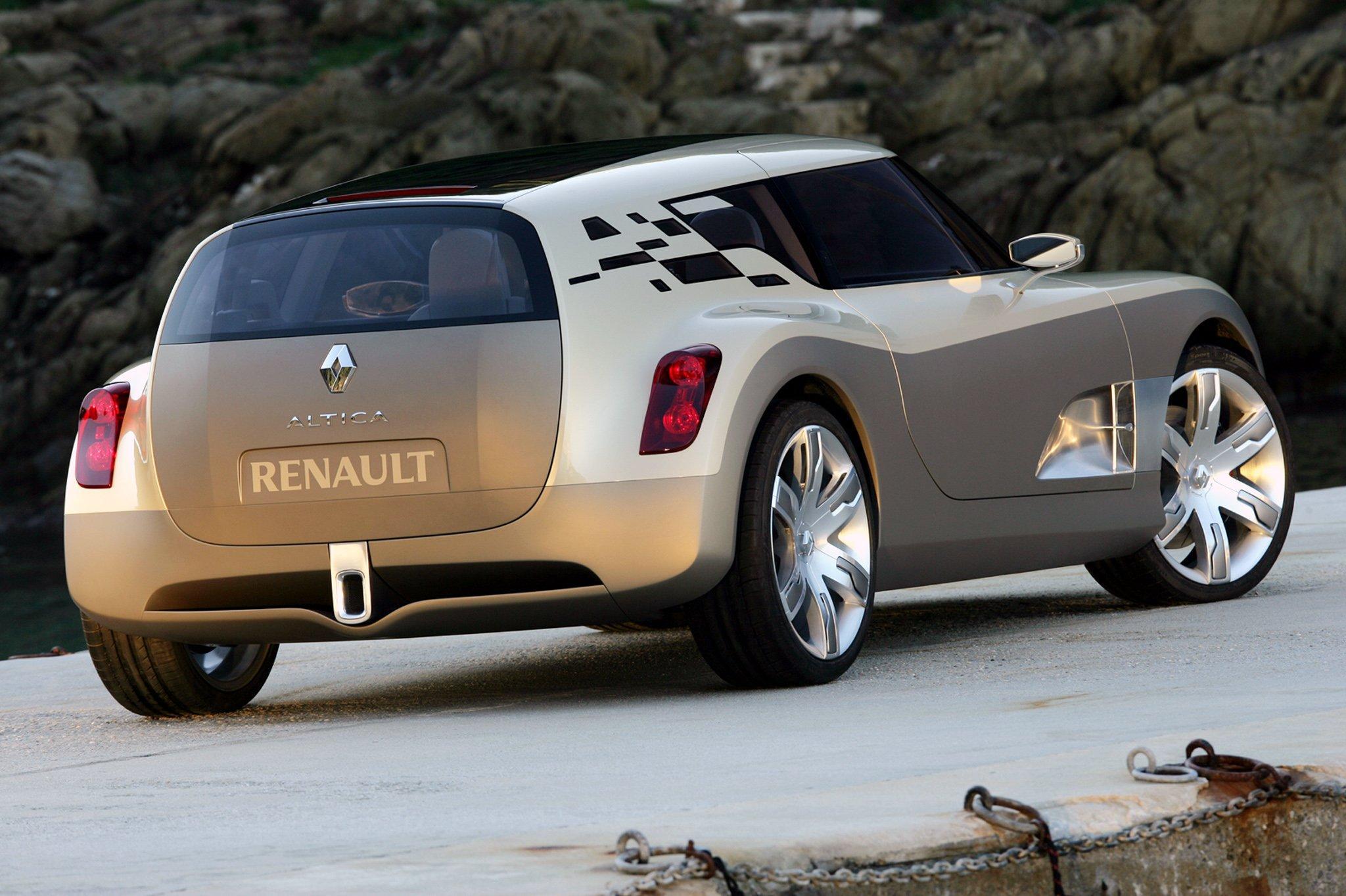Spektakulärer Renault-KombiAltica: Spektakulär ist auch die Nachricht, dass Renault seit über 25 Jahren Abgaswerte manipulieren soll.