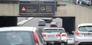 Benziner mit Direkteinspritzung so schmutzig wie alte Diesel