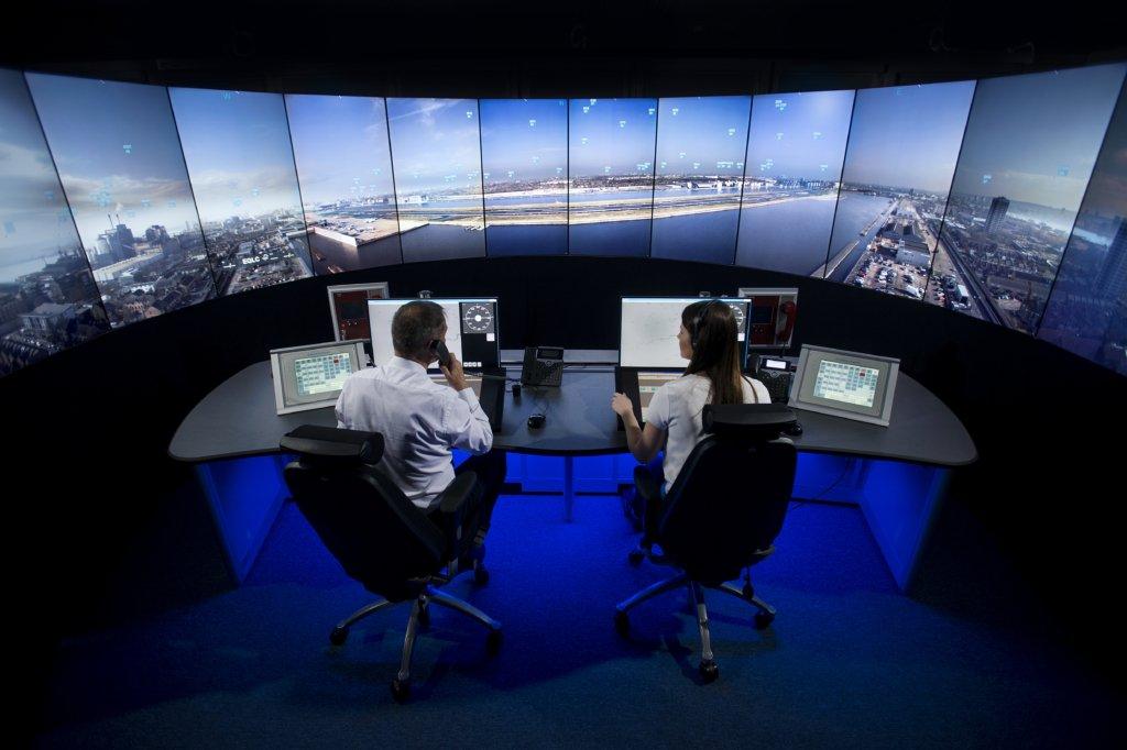 Der neue digitale Kontrollturm wird 2019 die Arbeit aufnehmen.
