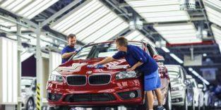 BMW macht Pause: Just in time wird zu just geht nix