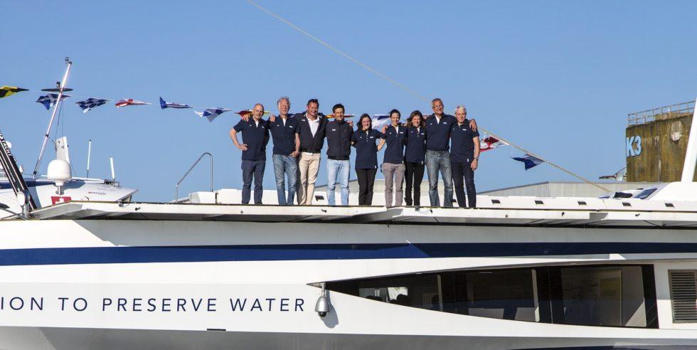 Yacht überquerte Atlantik nur mit Zugdrachen und Solarenergie