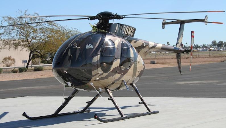 Der koreanische Flugzeugbauer Korean Air und Boeing arbeiten daran, solche Helikopter zu autonom fliegendenPräzisions-Kampfhubschraubern umzubauen.