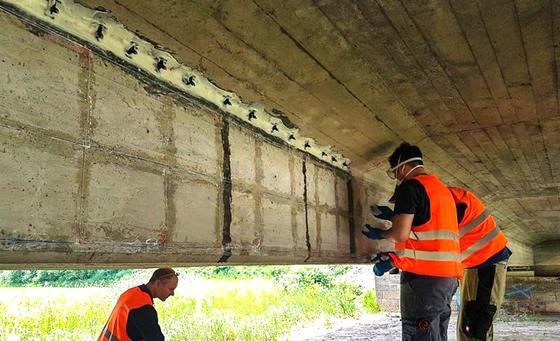 """""""Es gibt viele Brücken mit einem errechneten Defizit, aber man sieht an den Bauwerken keine Schäden, die dies bestätigen"""", so der Ingenieur Prof. Fischer."""