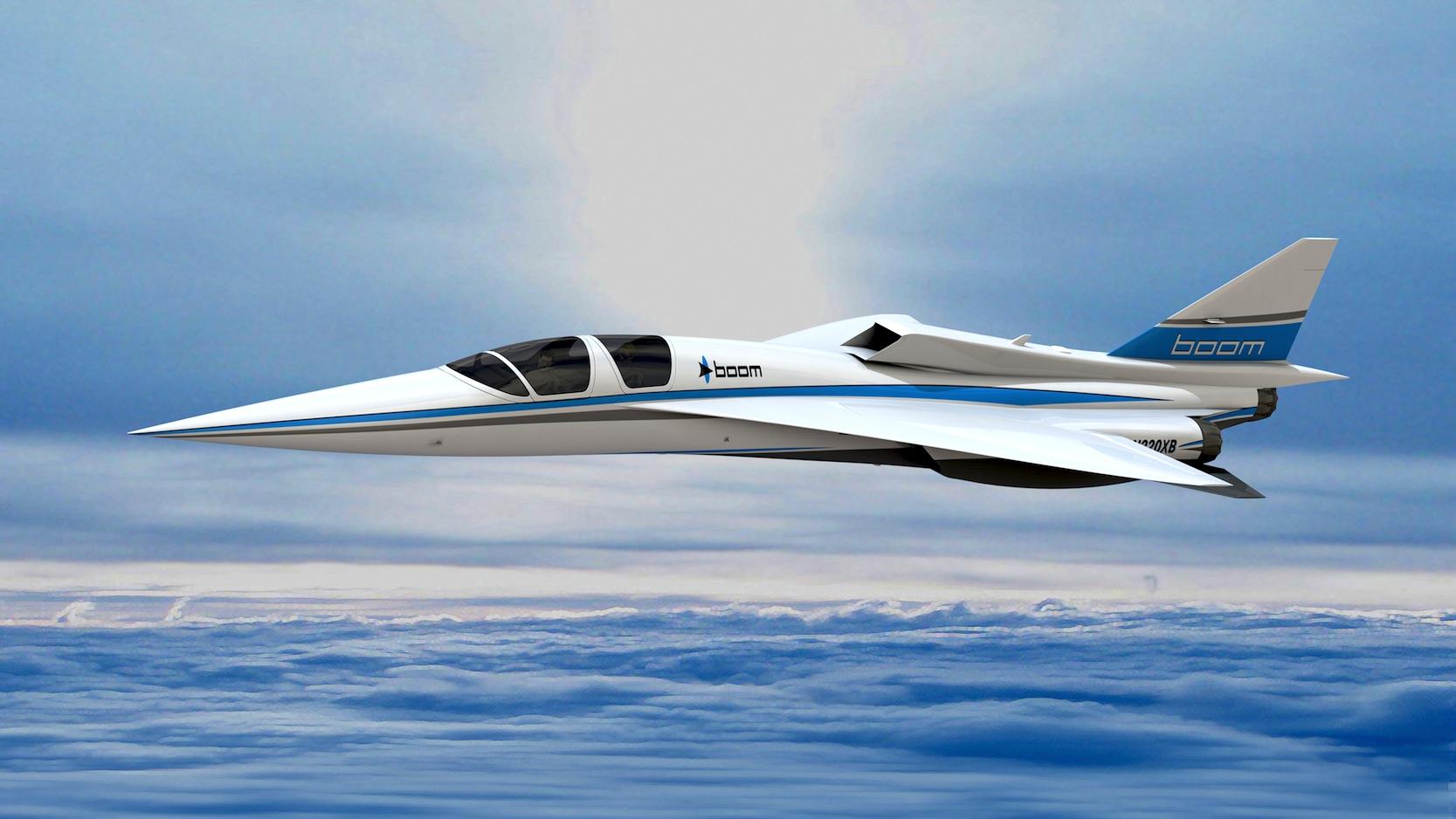 Als Zweisitzer ist der Baby-Boom konzipiert, der im nächsten Jahr gebaut werden und erste Testflüge absolvieren soll. Er nutzt die Form des späteren Passagier-Flugzeuges.
