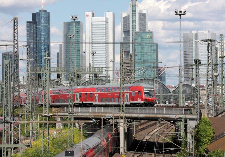 Der erste deutsche Bahnhof im Ranking. Foto: Deutsche Bahn AG / Wolfgang Klee