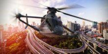 Dieser Highspeed-Helikopter von Airbus fliegt über 400 km/h schnell